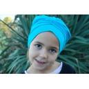 Turban LISA Turquoise